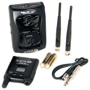 Sisteme fara fir pt instrumente Line 6 Relay G50