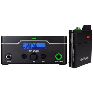 Sistem fara fir pt instrumente Line 6 Relay G75