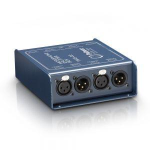 Splitter Microfon Palmer Pro PMS 02