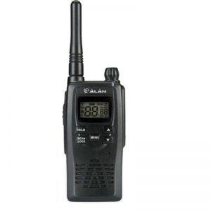 Statie radio Midland UHF portabila Midland Alan HP450 2A