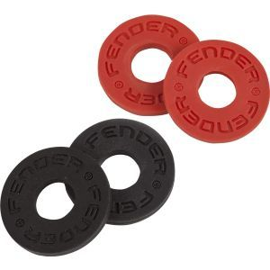 Strap Blocks Fender 2BLK 2RED