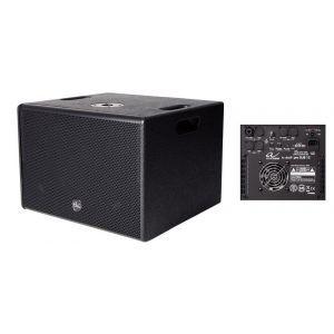 Subwoofer Activ Alpha Audio A AMP PRO 12 SUB