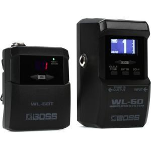 System Wireless Boss WL 60