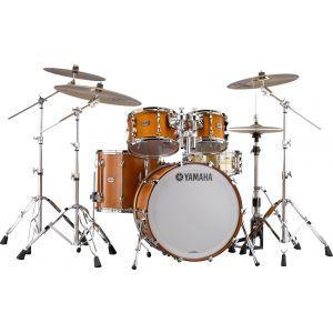 Set Tobe Acustice Yamaha Rock Recording Custom Drum Shell RW