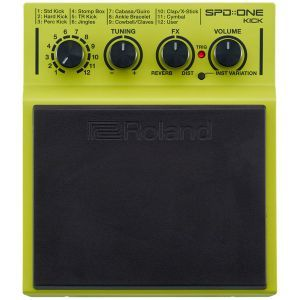 Toba Electronica Roland SPD ONE Kick