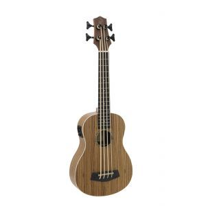 Ukulele Bass Dimavery UK 700 Zebra