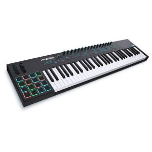 Usb/midi Keyboard Controller Alesis VI61