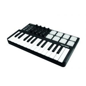 Usb/midi Keyboard Controller Omnitronic KEY 288