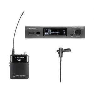 Wireless cu Lavaliera Audio Technica ATW-3211 831