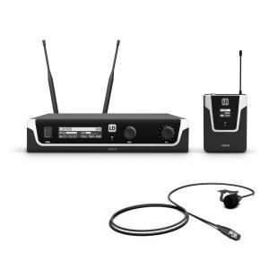 Wireless cu Lavaliera LD Systems U505 BPL