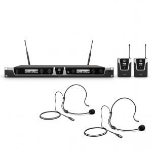 Wireless cu Lavaliera LD Systems U518 BPH2