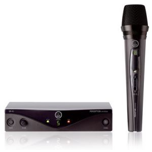 Wireless cu Microfon AKG PW Vocal Set ISM2