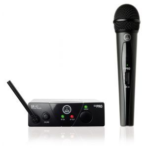 Wireless cu Microfon AKG WMS 40 Mini Vocal Set US45A