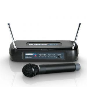 Wireless cu Microfon LD Systems ECO2 HHD4