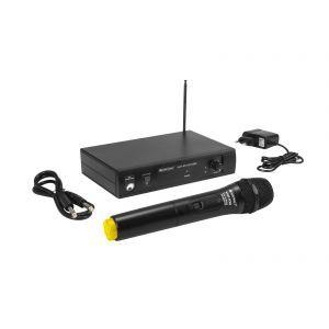 Wireless cu Microfon Omnitronic VHF 101