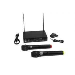 Wireless cu Microfon Omnitronic VHF 102