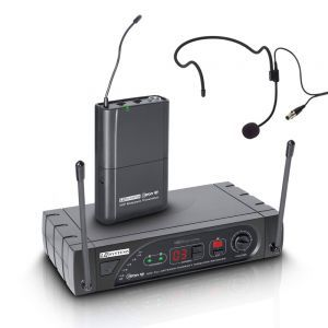Wireless Headset LD Systems ECO 16 BPH B5