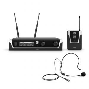 Wireless Headset LD Systems U506 BPH