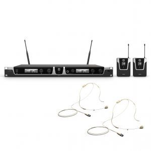Wireless Headset LD Systems U518 BPHH 2