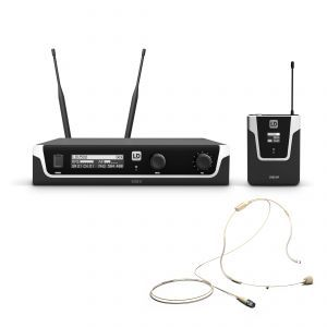 Wireless Headset LD Systems U518 BPHH